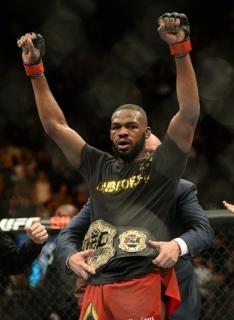 MMA: UFC 182-Jones vs Cormier