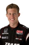 2010 IRL IndyCar Spring Testing Portrait
