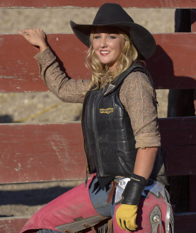 Maggie Parker - America's Only Professional Female Bull Rider