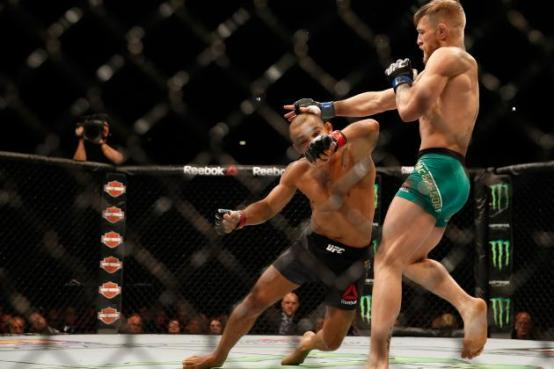 mcgregor knockout aldo
